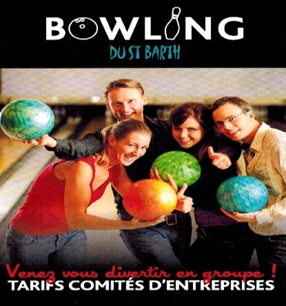 bowling comite entreprises