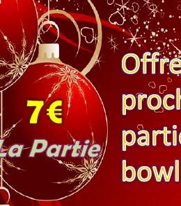 cadeau parties bowling